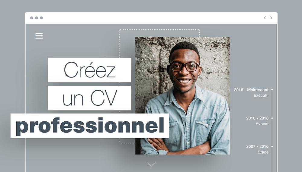 Comment créer votre CV en ligne en un temps record ?
