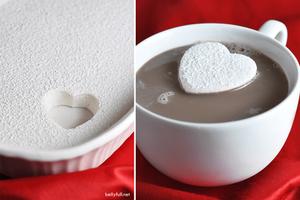 Heart Marshamllows