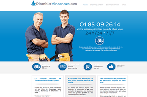 Plombier Vincennes Saint mandé