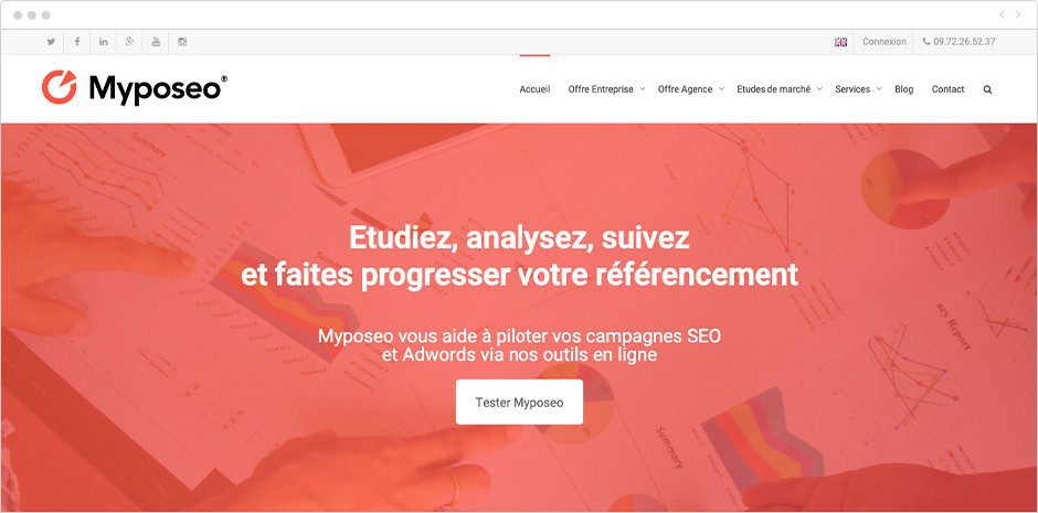 Les meilleurs outils SEO - Myposeo