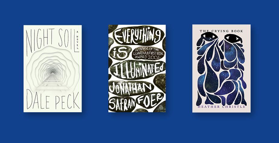 Book cover ideas: minimal color palettes
