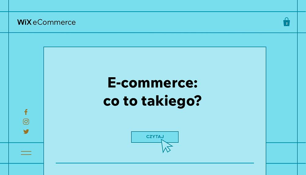 E-commerce co to