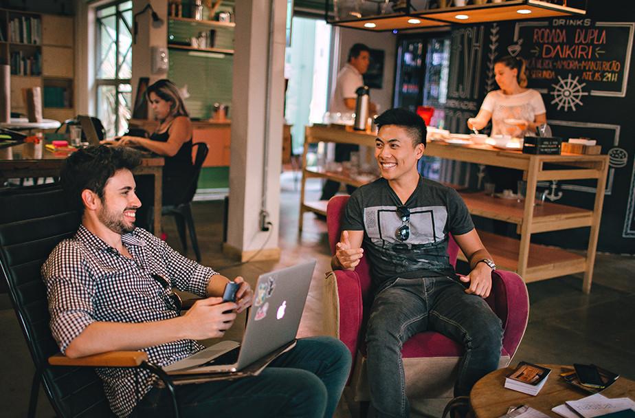 Créer une entreprise : construisez une équipe