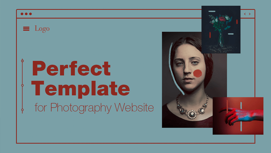How to Find the Perfect Photography Website Template