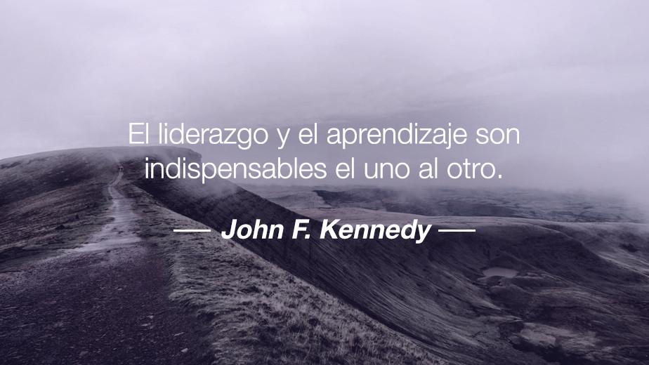 Frase de John F. Kennedy