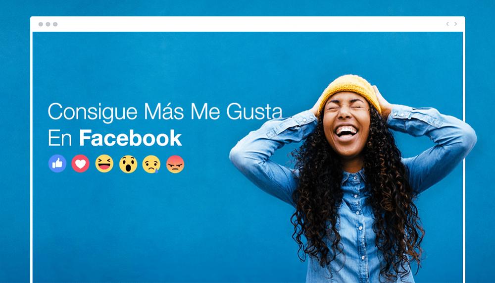 5 Maneras Infalibles De Conseguir Más Me Gusta En Facebook