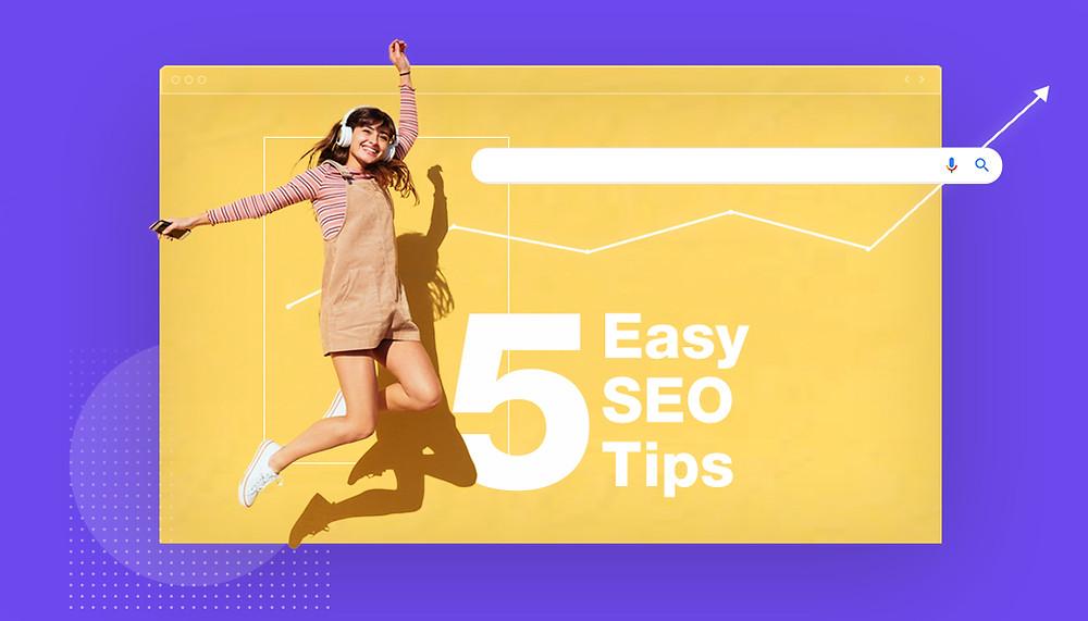 5 SEO tips om je site te boosten