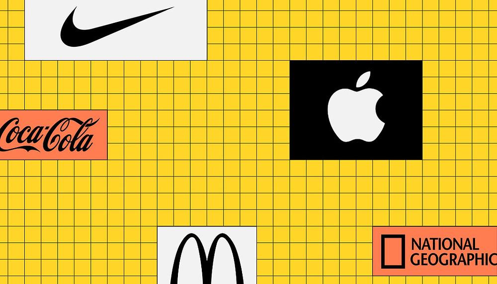 20가지 유명 로고에 숨겨진 사실 블로그 글 메인 이미지