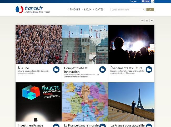 France.fr – le site officiel de la France
