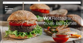 Wix Restaurants : tous les ingrédients du succès en ligne