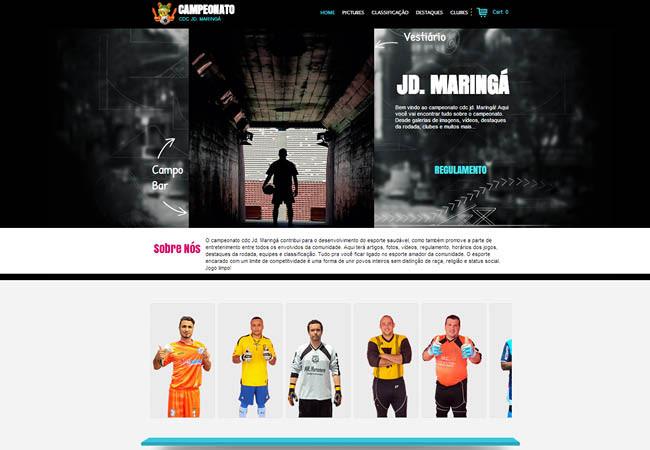 Site : Cdc JD Maringa