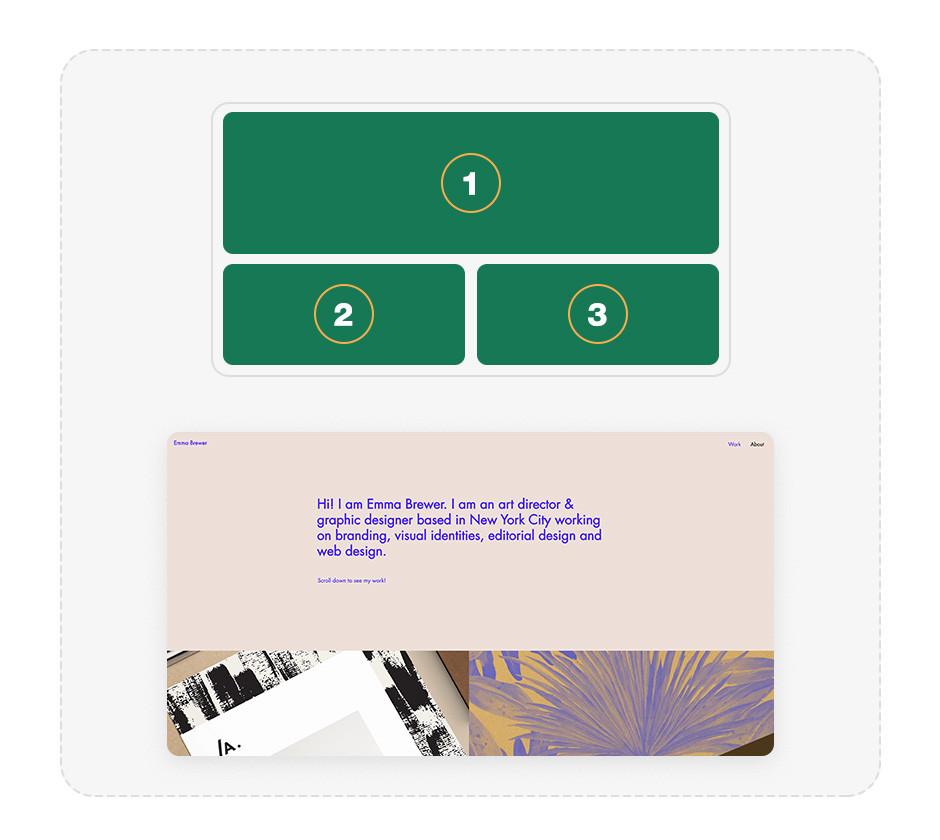 Ejemplo de diseño en bloques
