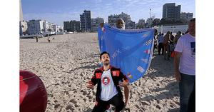 Opher et la campagne de Flamengo