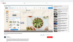 tutoriel video Wix