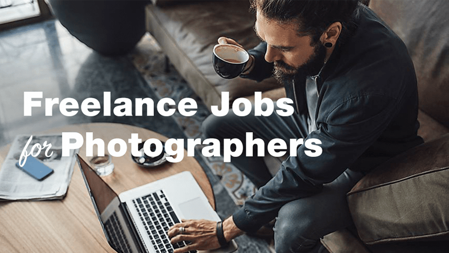 7 Places to Find Freelance Photography Jobs Online