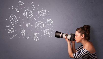 Попали в кадр: лучшие приложения для фотосайта