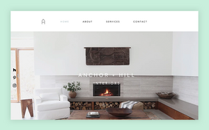 Anchor + Hill interior design portfolio