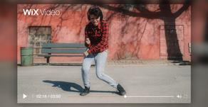 Et… Action ! Wix Video, le meilleur outil pour afficher vos vidéos en ligne
