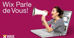 Wix Au Service De Votre Talent!