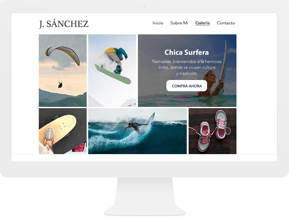 Wix Art Store - La mejor herramienta para vender tus fotos