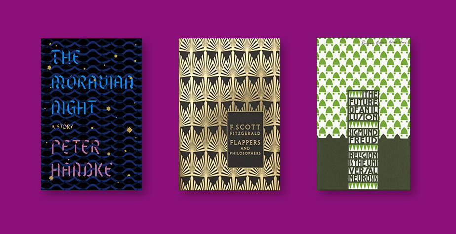 Book cover ideas: geometric patterns