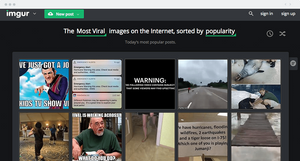 Easily upload and share your photos for free with Imgur