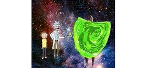 Opher et Rick et Morty