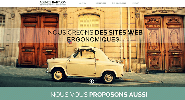 Agence BABYLON