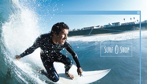 Surfeur Surf Vidéo Fond D'Ecran Site