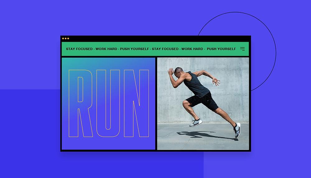 Comece um negócio no mercado fitness com o Wix