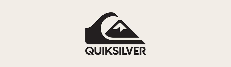 Quiksilver Logo als Beispiel für ein modernes Logodesign