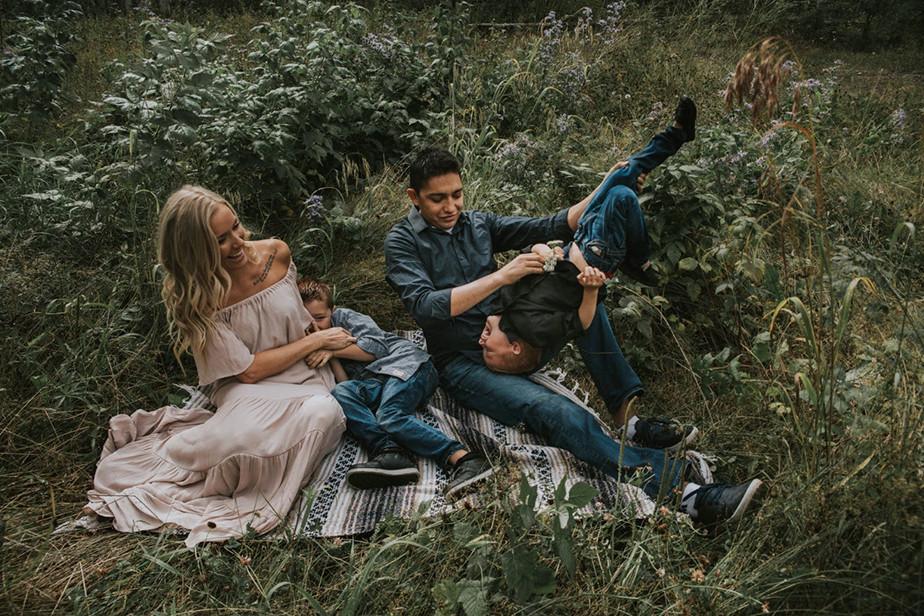 Portrait de famille - Sevan Photography