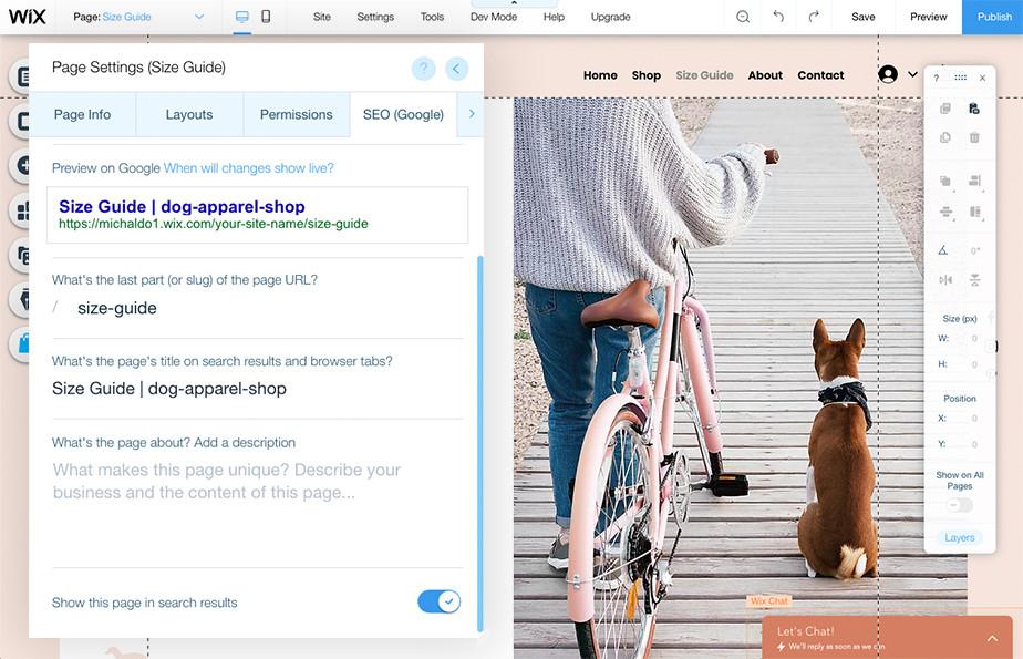 Wix'le profesyonel web sitesi kurma