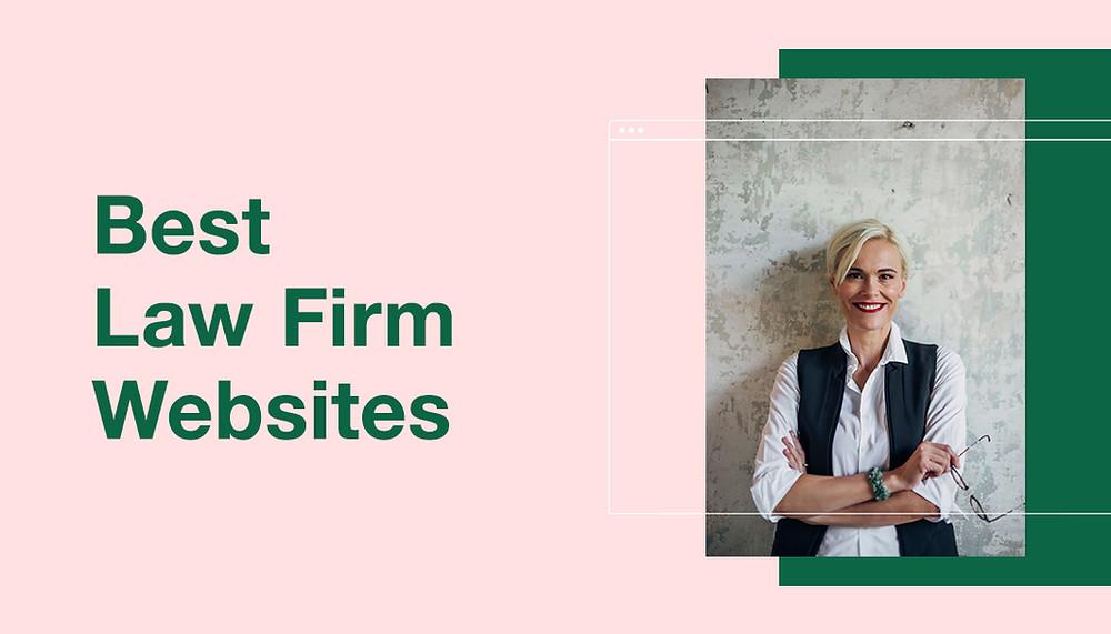 Best law firm websites