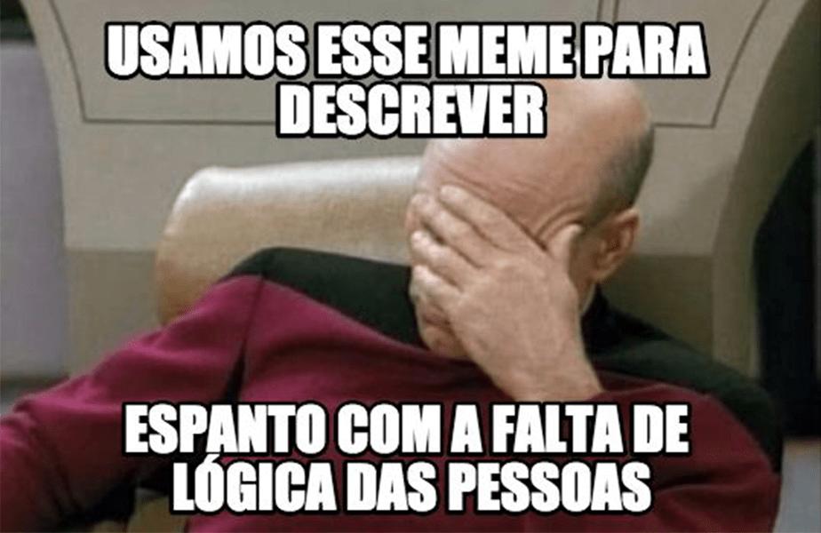 Como usar memes: Facepalm