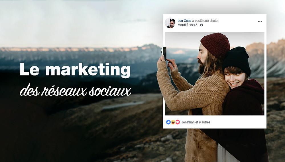 marketing des réseaux sociaux