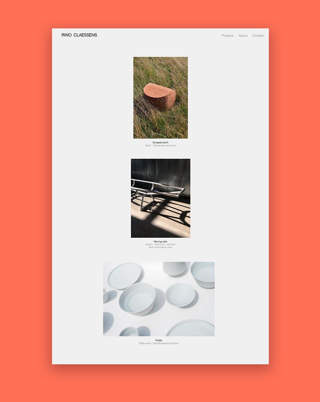 endüstriyel tasarım portfolyo örnekleri
