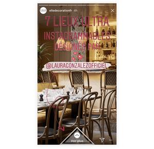 La fonctionnalité Voir plus des stories Instagram