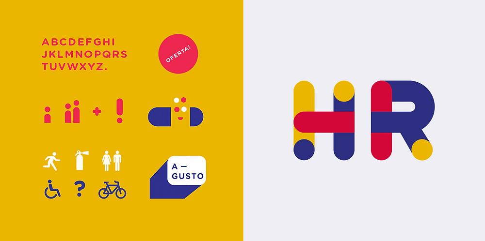Yeye logo design for HR