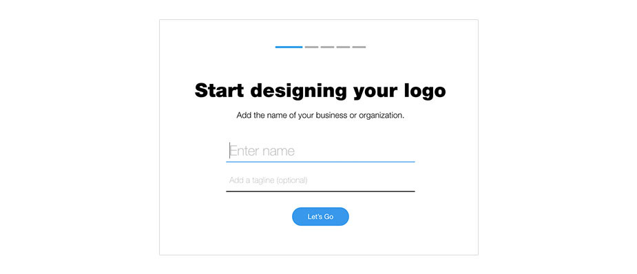 Wix Logo Maker screenshot
