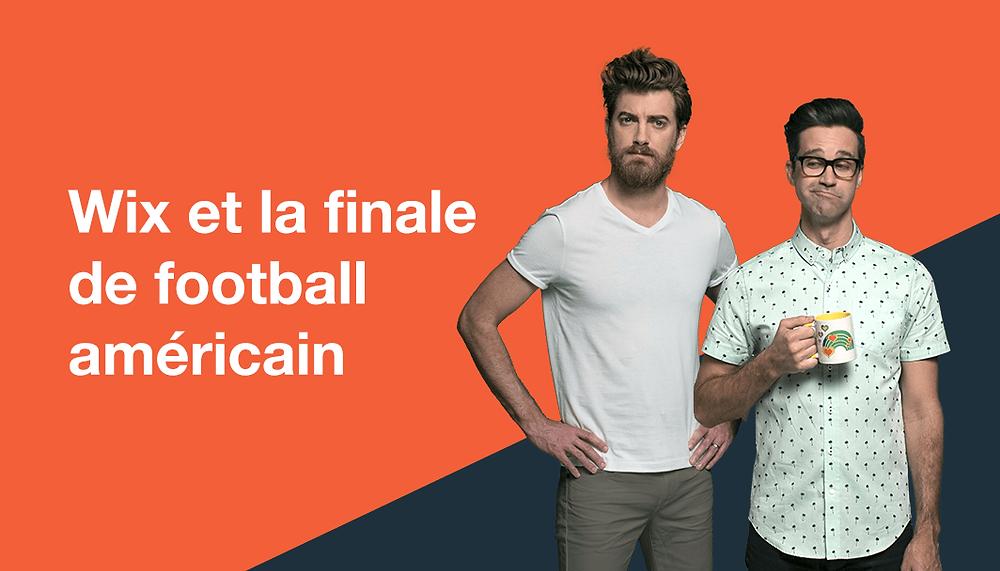Comment nous avons décidé de faire une publicité pour la finale de football américain… hier