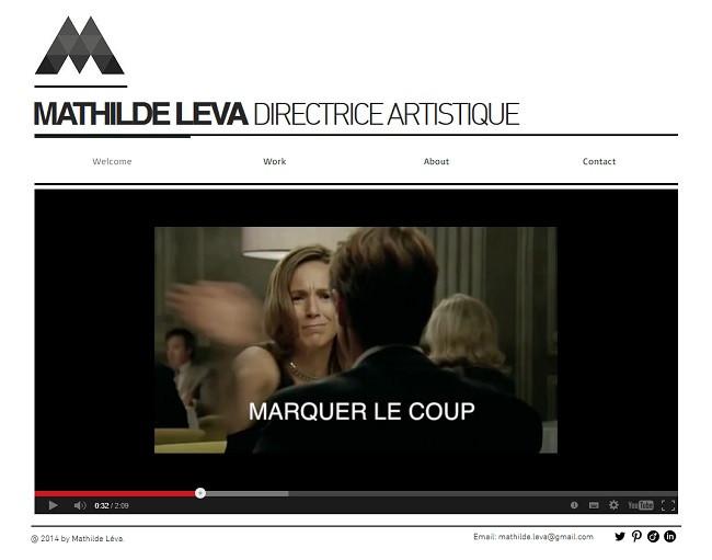 Mathilde Léva, Directrice Artistique 2014-06-03 15-28-11