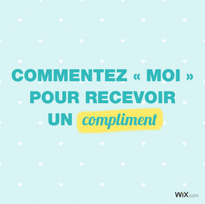 """Publication Facebook : commentez """"moi"""""""