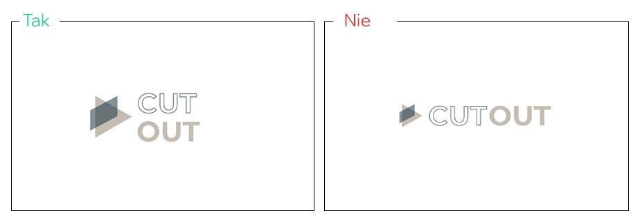 Podziel nazwę na dwa wiersze, aby zmaksymalizować wykorzystanie przestrzeni