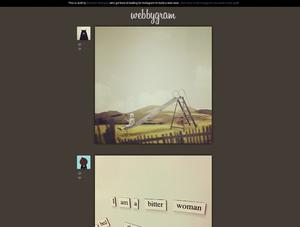 Página de Inicio de Webbygram