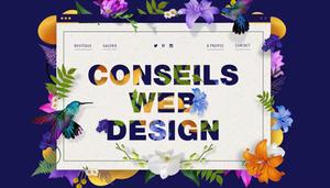 Les 5 règles de base du web design