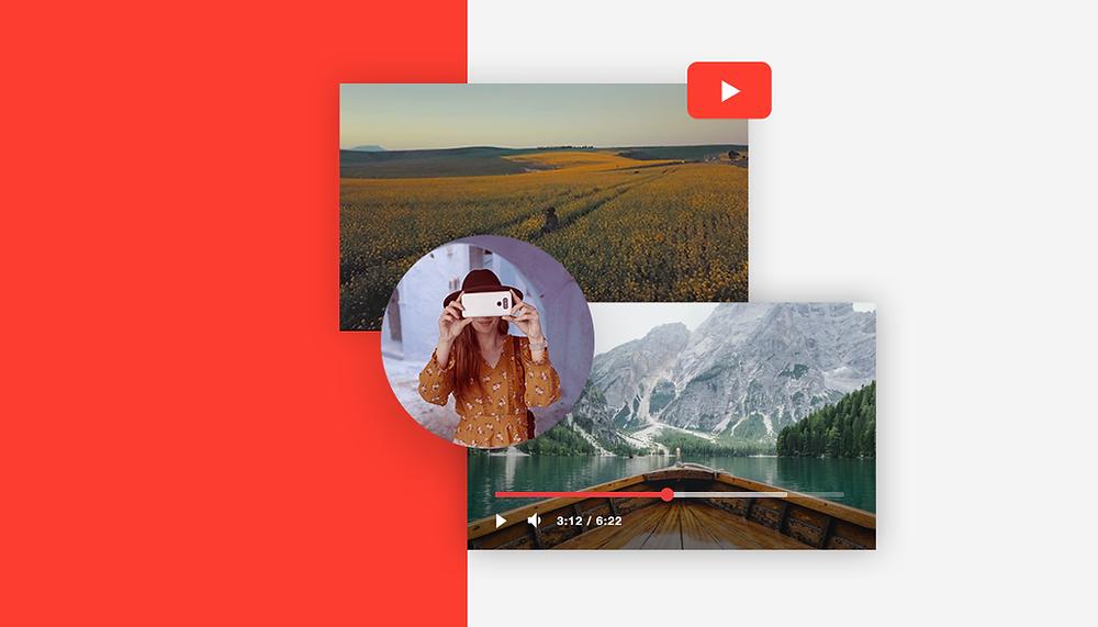 유튜브로 수익을 창출하는 전략 상단 헤더 이미지