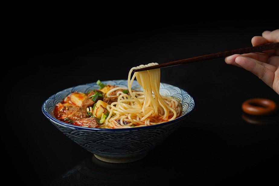 Porady dotyczące fotografii żywności kontrast kolorów