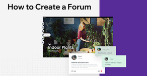 Create a Forum and Build Your Own Online Community