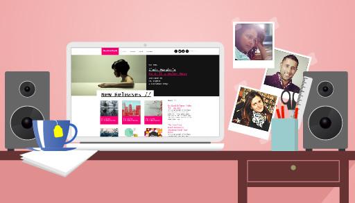 Веб-дизайнеры Wix поделились своими любимыми шаблонами